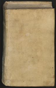 Epistolae familiares M. Tullii Ciceronis. Iam recens multis mendis, quae ex negligentiae irrepserat, expuragtae: scholijs ...