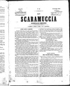 Lo Scaramuccia : giornale teatrale (1857:10-53)