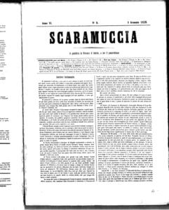 Lo Scaramuccia : giornale teatrale (1859:9-26)