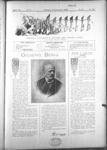 Lo Staffile : gazzettino di lettere, arte, teatri, societa' ecc. (1890:1-28)