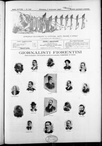 Lo Staffile : gazzettino di lettere, arte, teatri, societa' ecc. (1897:1-27)