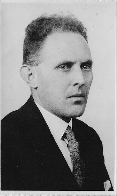 Verzetsman Kees Kamerling, zat ondergedoken in de Oosterkerkstraat 8 in Aalten. Is overleden in Neuengamme Noord-Duitsland.