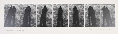 Serie van 7 foto's. Changevigney 29 juli 1976. Oplage 11/35. 1976.