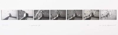 Serie van 7 foto's. Biville 6 september 1976. Oplage 4/35. 1976.