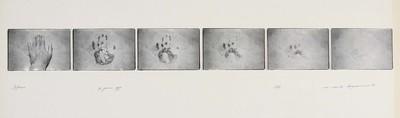 Serie van 6 foto's. Sifnos 19 juni 1977. Oplage 5/35. 1977.