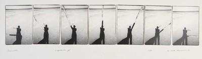 Serie van 7 foto's. Sionville 4 september 1978. Oplage 11/35. 1978.