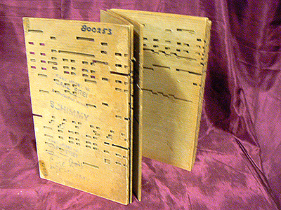 Draaiorgelboek van Carl Frei Belgie. Datering 1920.
