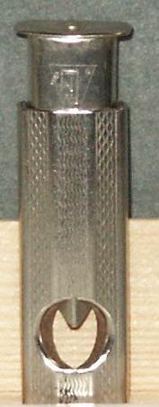 knijper met snijmechanisme voor het afsnijden van sigarenpunt