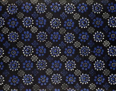 Detailopname stipwerk voor de rouw, 1964-1965