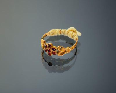 Gouden ring, Katwijk, 1853-1906