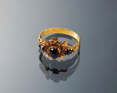 Gouden ring, Hindeloopen, 1845-1855