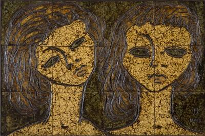 Theo Dobbelmann(1906-1984), beeldhouwer-keramist, heeft een zeer grote invloed gehad op de ontwikkeling van de Nederlandse keramiek. Hij was docent keramiek aan het Instituut voor Kunstnijverheidsonderwijs in Amsterdam. In 1955 werd hij door de Porceleyne Fles in Delft aangetrokken om leiding te geven aan een nieuw op te richten Experimentele Afdeling.