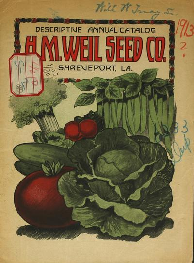 [H.M. Weil Seed Co. materials]