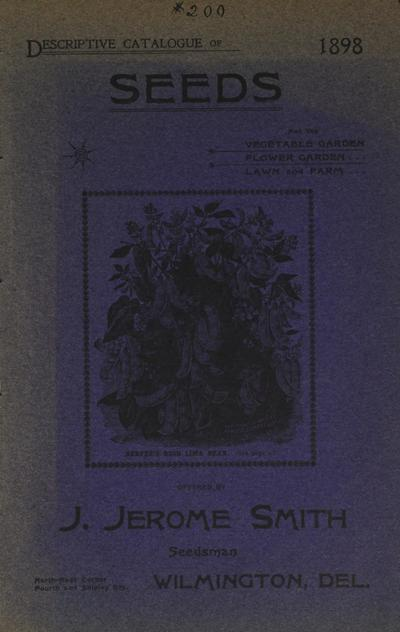 [J. Jerome Smith materials]