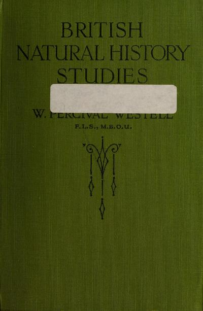 British natural history studies : reptiles, amphibians, fishes, etc. /