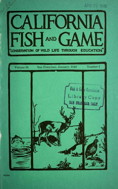 Calif. fish game