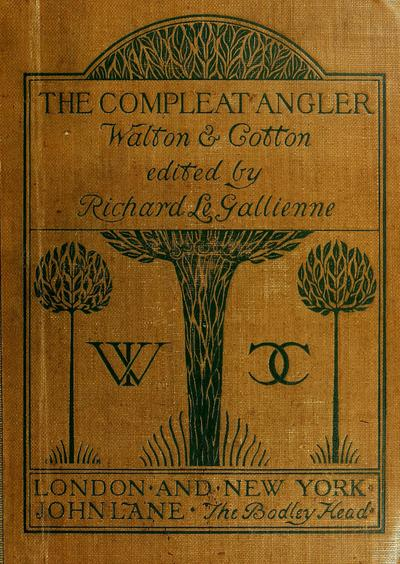 The compleat angler /