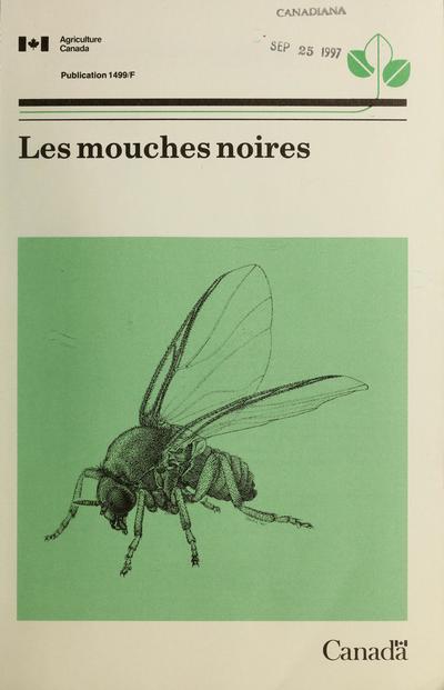 Les mouches noires /
