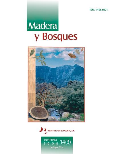Madera y bosques