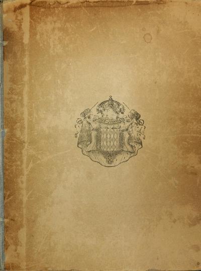Prodrome de la flore bryologique de Madagascar, des Mascareignes et des Comores / publié par ordre de S. A. S. le Prince Albert Ier par Ferdinand Renauld.