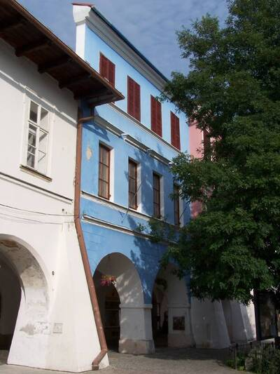 Svitavy, Měšťanský dům čp. 117