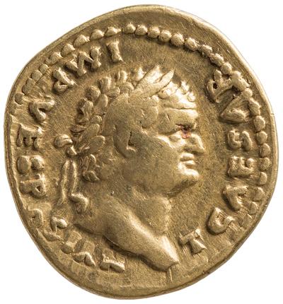 Vespasianus für Titus