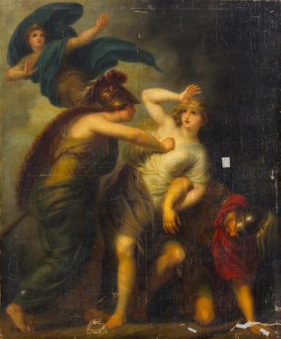 Mars, Minerva und Venus