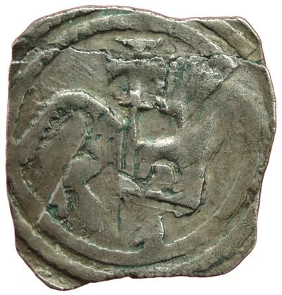 Herrn von Krain bzw. Grenzlandprägung: Zeit Herzog Bernhards (1202–1256)