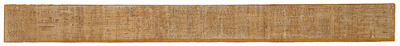 Totenbuch des Schatzhausschreibers Pai-nefer-nefer