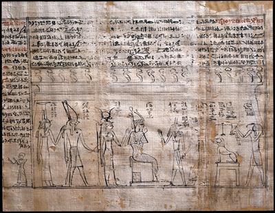 Totenbuch des Hor