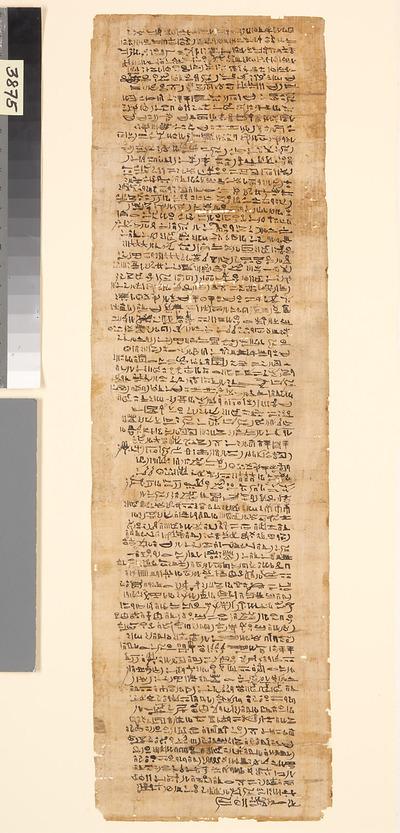 Totenpapyrus für Nes-pauti-taui: