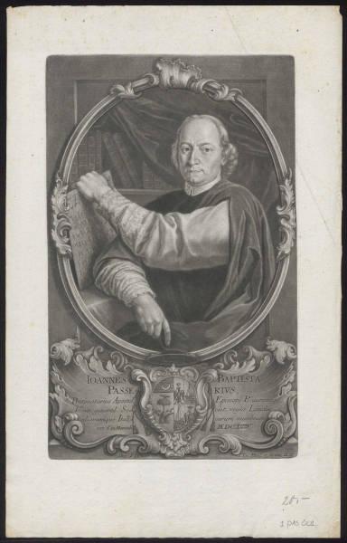 Giovanni Battista Passeri (1694-1780)