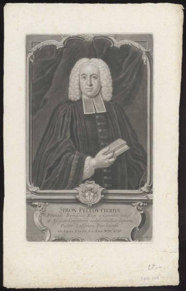 Simon Pelloutier (1694-1757)