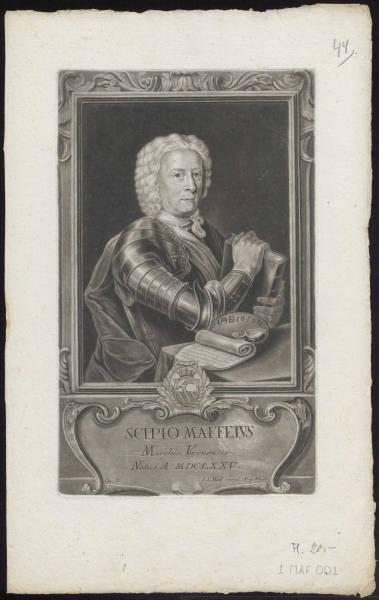 Francesco Scipione Maffei (1675-1755