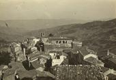 Veduta di Civitacampomarano con il castello