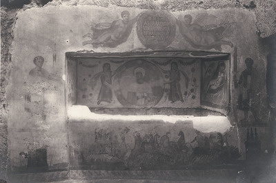 Funerary inscriptions with acclamation