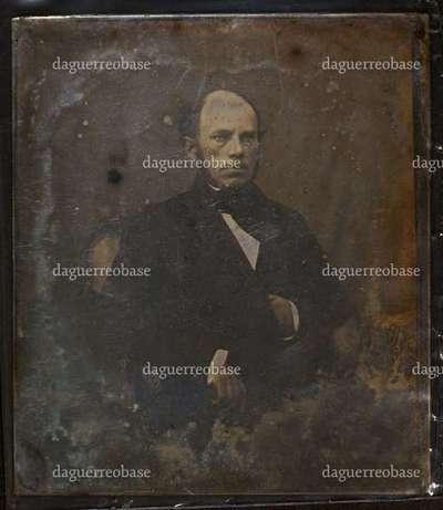 Portræt af J. E. Ohlsen