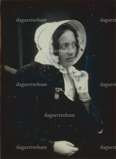Frau Schreiber-Kirchberger. 1851.