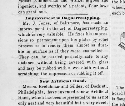 Scientific American, May 13, 1848