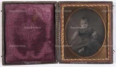 portret van een kind (peuter)