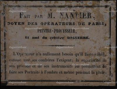 M. Nantier