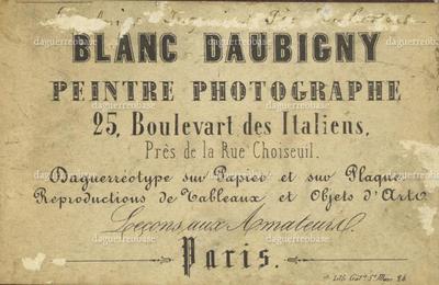 Blanc Daubigny