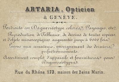 Artaria Opticien