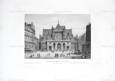 Eglise St. Germain l'Auxerrois