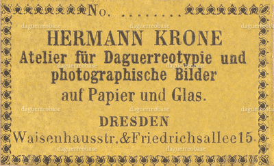 Krone, Hermann