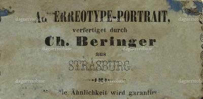 Beringer, Ch