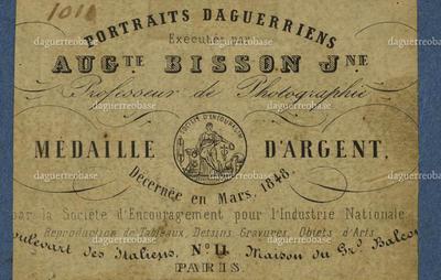Bisson Auguste-Rosalie