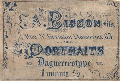 Bisson Louis-Auguste