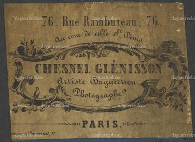 Chesnel - Glénisson