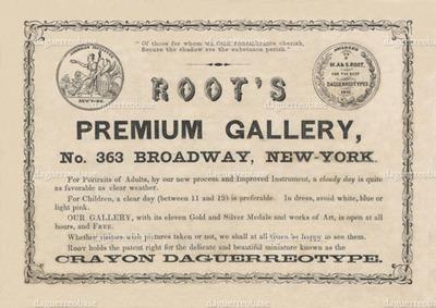 Root's Premium Gallery